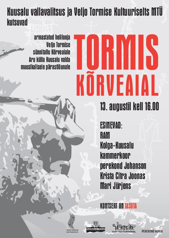 TORMIS KÕRVEAIAL A3